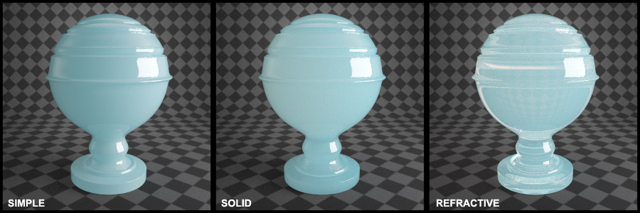 V Ray Fastsss Materials 3d Modeling Resources