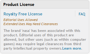 example of license that does not limit to commercial use only