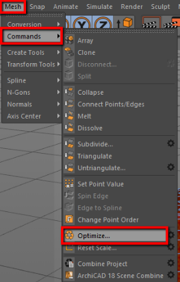 Finding and Fixing Coincident Vertices in Cinema 4D
