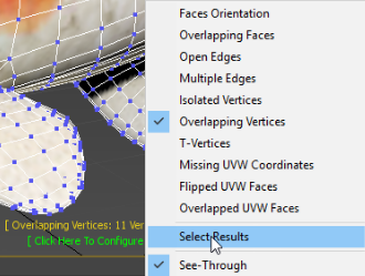 Finding and Fixing Coincident Vertices in 3ds Max