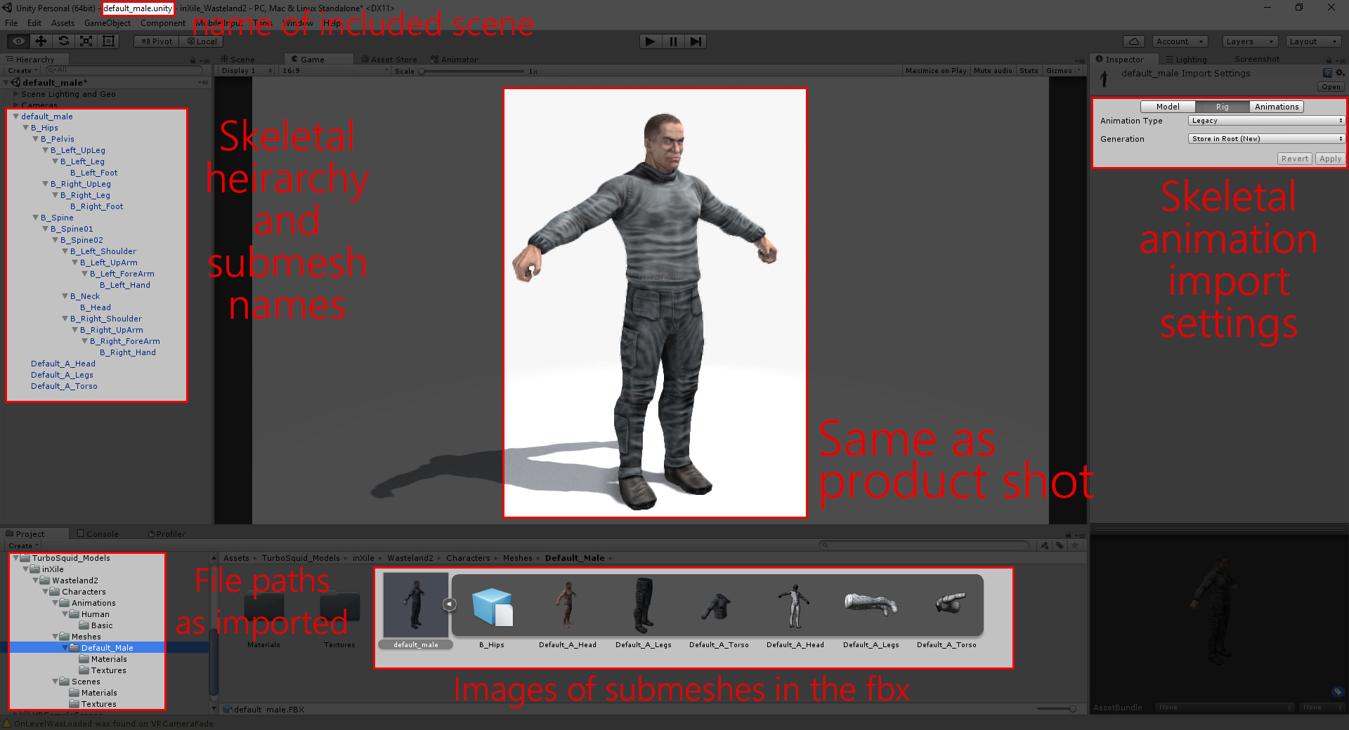 How to buy Unity 3D models