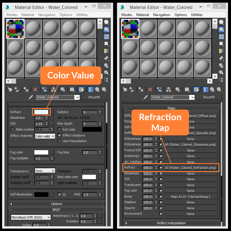 How to setup Transparency & Opacity for StemCell - 3D